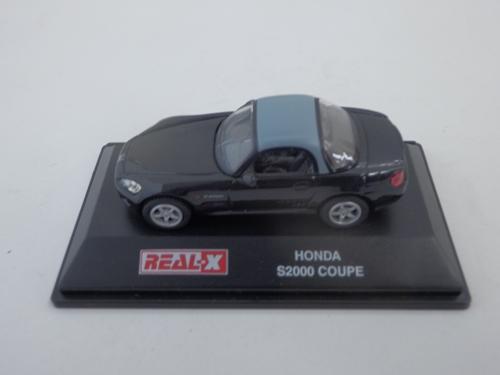 ホンダ S2000 クーペ ブラック 1/72