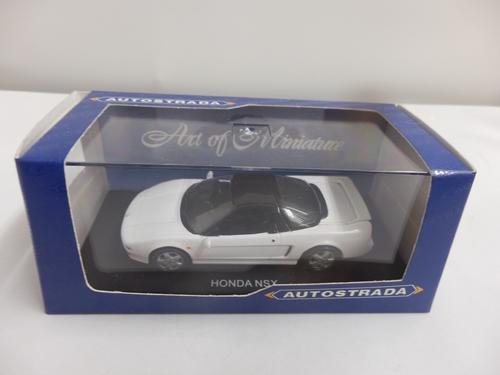 ホンダ NSX パールホワイト