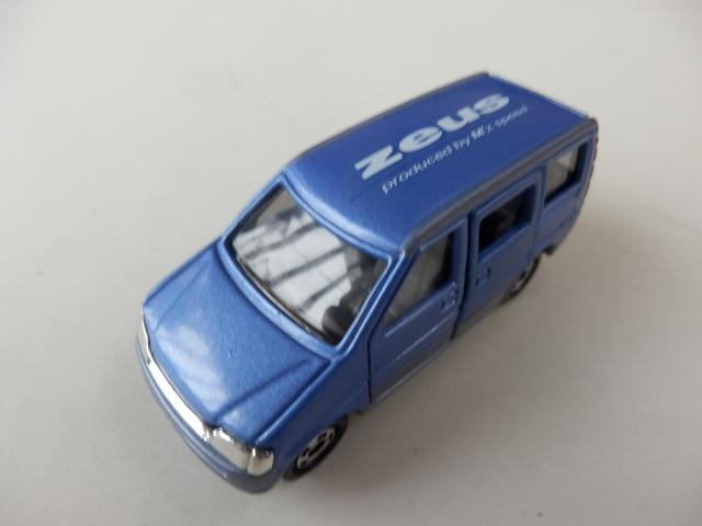 ステップワゴン ブルー ZEUS