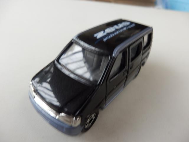 ステップワゴン ブラック ZEUS
