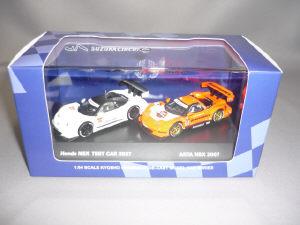 鈴鹿サーキット特注 1/64 チャンピオンセット 2007