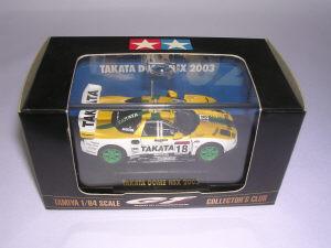 ホンダ  タカタドーム NSX 2003 1/64