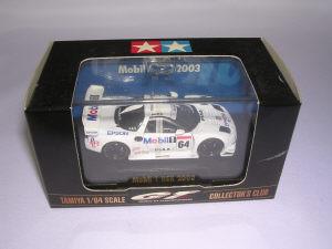 ホンダ モービル1 NSX 2003 1/64