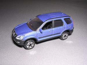ホンダ CR-V  ブルー