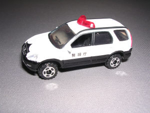 ホンダ  パトロールカー(警視庁)