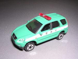 ホンダ CR-V 救急指揮車両
