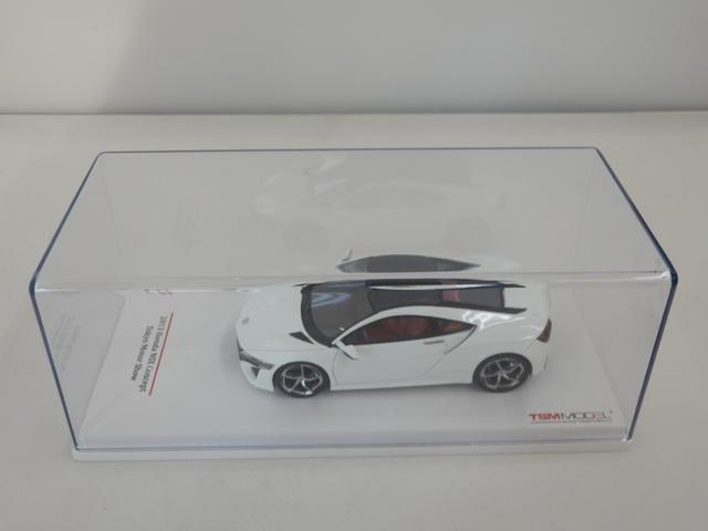 ホンダ NSX コンセプトⅡ 東京モーターショー2013