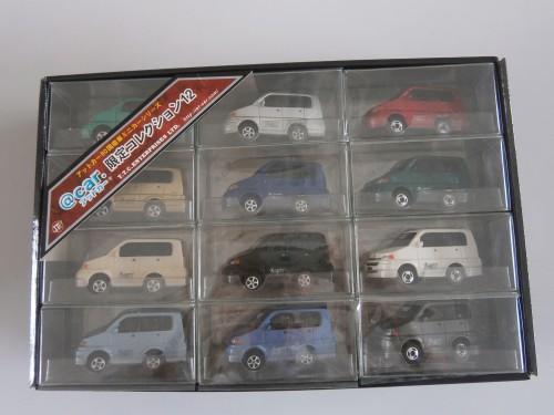 プルバックカー S-MX 8cm 12台セット