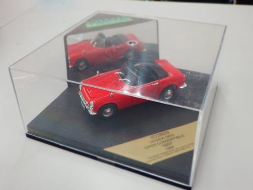 ホンダ S800 オープン レッド 1964 1/43
