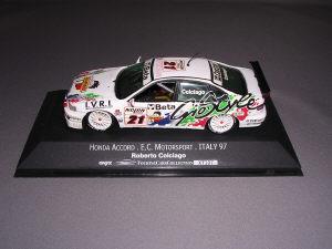ホンダ アコード E.C. モータースポーツ ITALY 97